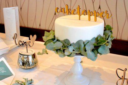 Cake Topper - SARAS - Sarah Kleindienst